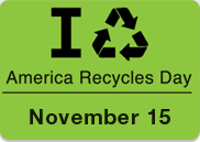 America Recycles Day | Pratt Industries Recycles