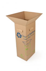 Product Spotlight Cardboard Lawn Bag Funnel Our