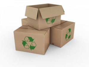 Purchase Recycled Cardboard Boxes at PrattPlus.com