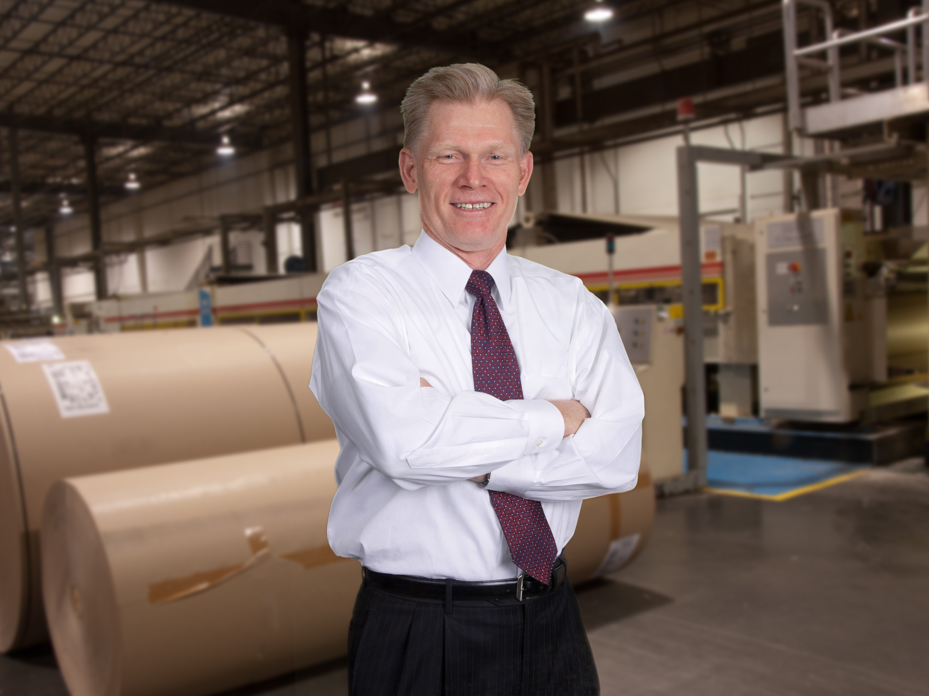 Pratt Industries' Chief Executive Officer, Brian McPheeley
