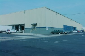 Exterior Shot of Pratt Industries Display Division in Reading, PA