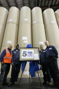 Pratt Industries Staten Island Produces 5 Million Tons Recycled Paper