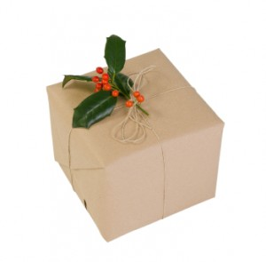 Recycled Holiday Wrapping Paper | Eco Friendly Holiday