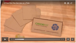 GreenBox Pizza Box | Pratt Industries