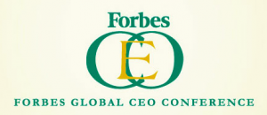 Forbes Global CEO Conference Logo