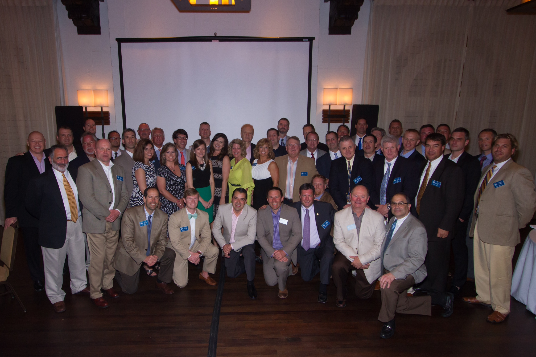 "Pratt executives including chairman Anthony Pratt, Chief Operating Officer David Dennis and Sales & Marketing VP Tom Priest were on hand in Key West, Fla. recently to salute the 40 members of the 2014 Pinnacle Club which honors the top sales reps in our company. ""You are the elite of what is a very talented sales and marketing force,"" Anthony told the winners, ""and I'm proud to join David and Tom in paying tribute to your fantastic results."" Following the awards dinner on the Thursday night, Pinnacle members and their partners spent a long weekend last month enjoying the sun and surf of the Keys."
