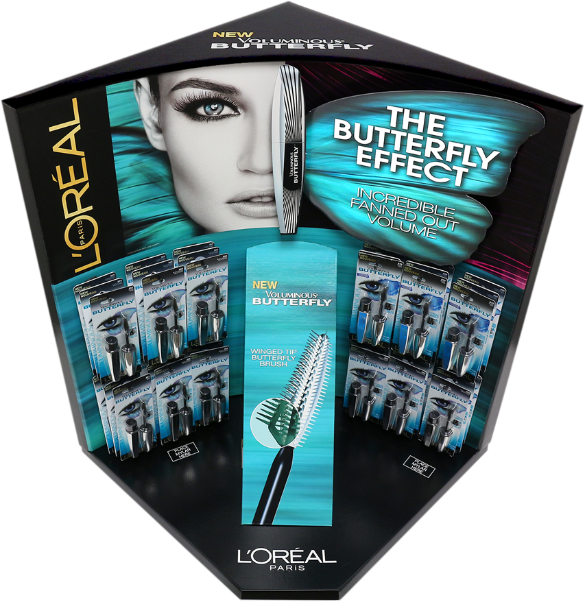 L'oreal Display by Pratt Industries