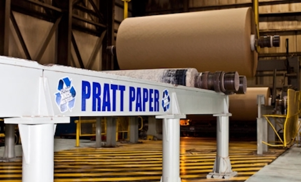Pratt Industries Paper Recycling