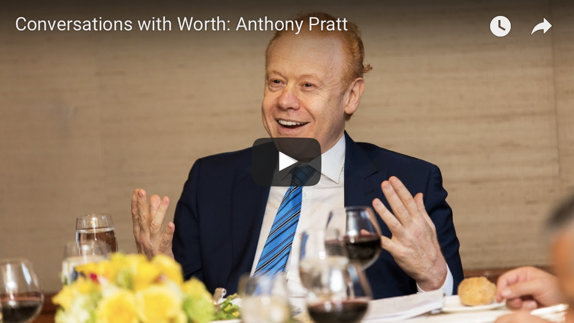Conversations with Worth - Anthony Pratt