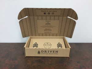 Pratt Industries |Packaging Inside Print | Driven