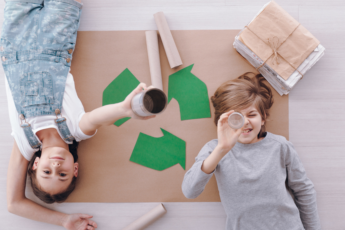 Recycling Tips for Kids and Families | Pratt Industries Celebrates Earth Day