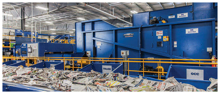 Pratt Recycling MRF
