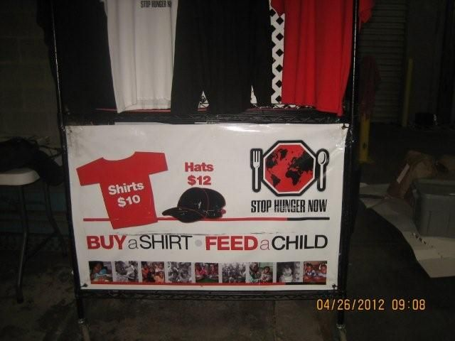 Buy a Shirt | Feed a Child | Stop Hunger Now