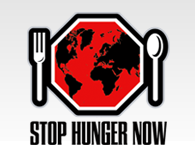Stop Hunger Now! Logo