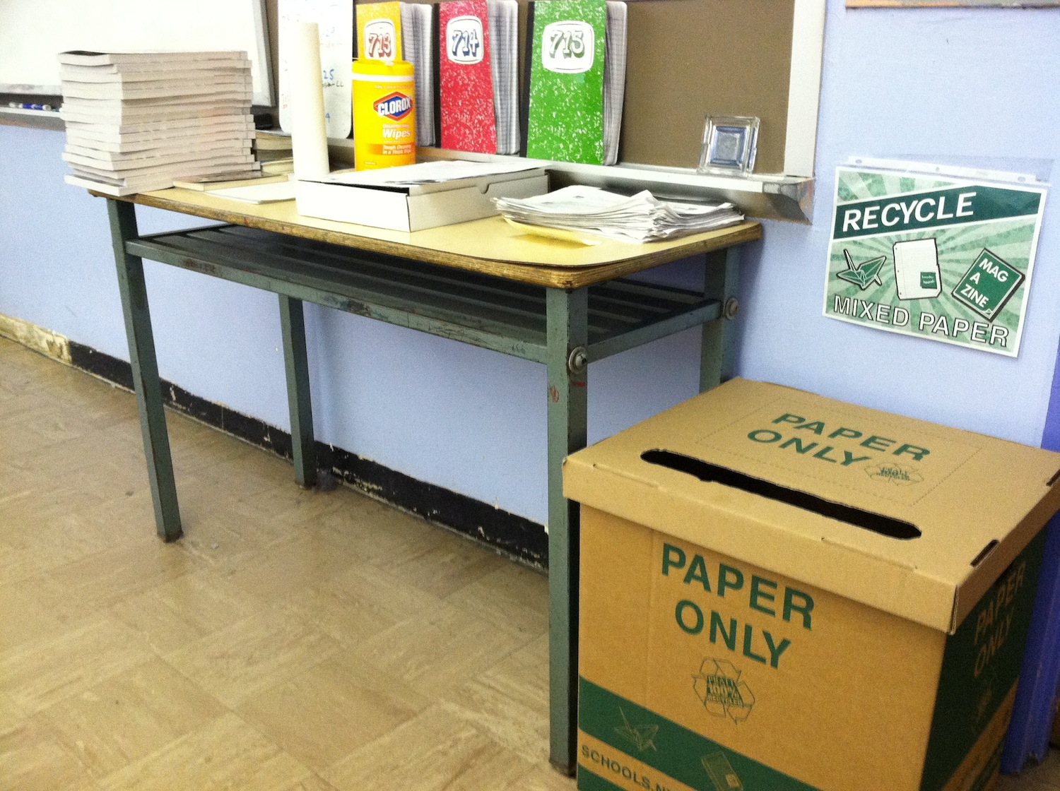 Recycling in Schools - Pratt Industries Makes It Possible!
