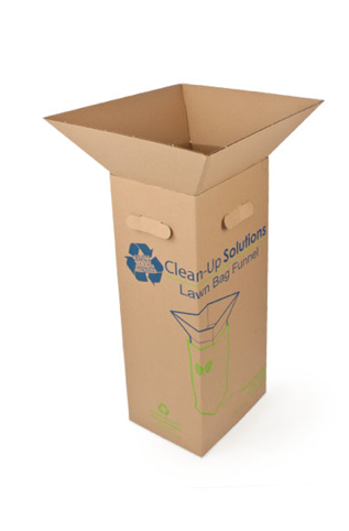 Pratt Recycled Lawn Bag Funnel | PrattPlus.com