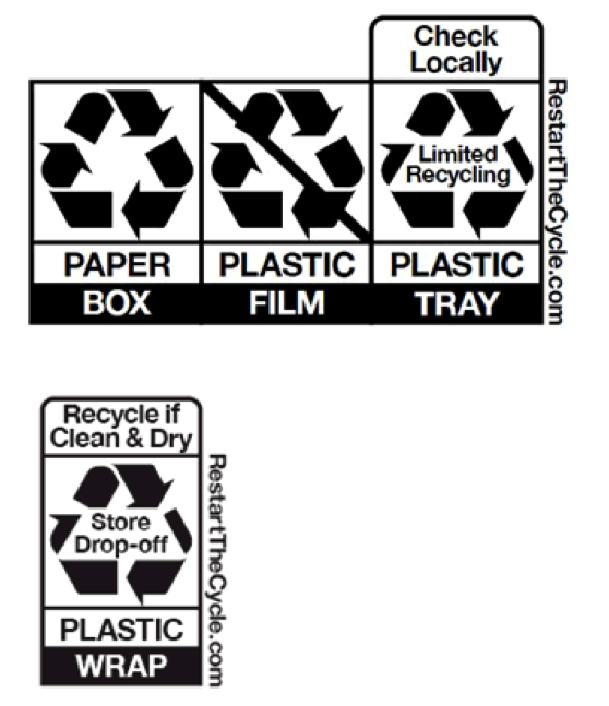 Eco Label Standards | Recycling Labels