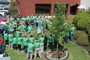 Pratt Industries in Greenville SC Celebrates Earth Day 2013