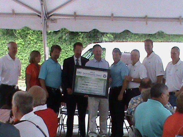 Pratt Industries Recognizes CKS Corporation for Sustainability Efforts