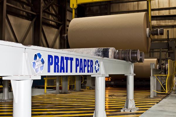 Pratt Industries Paper Mill