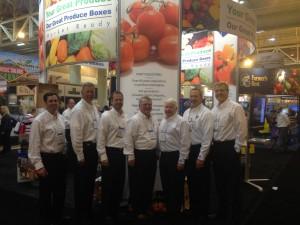Pratt Industries Agricultural Team Fresh Summit