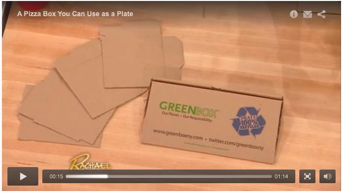 GreenBox Pizza Box | Pratt Industries