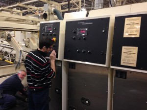Pratt Industries in Statesville Breaks Box Making World Record