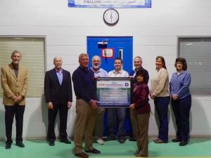 Pratt Industries Honors Osram Sylvania for Sustainability