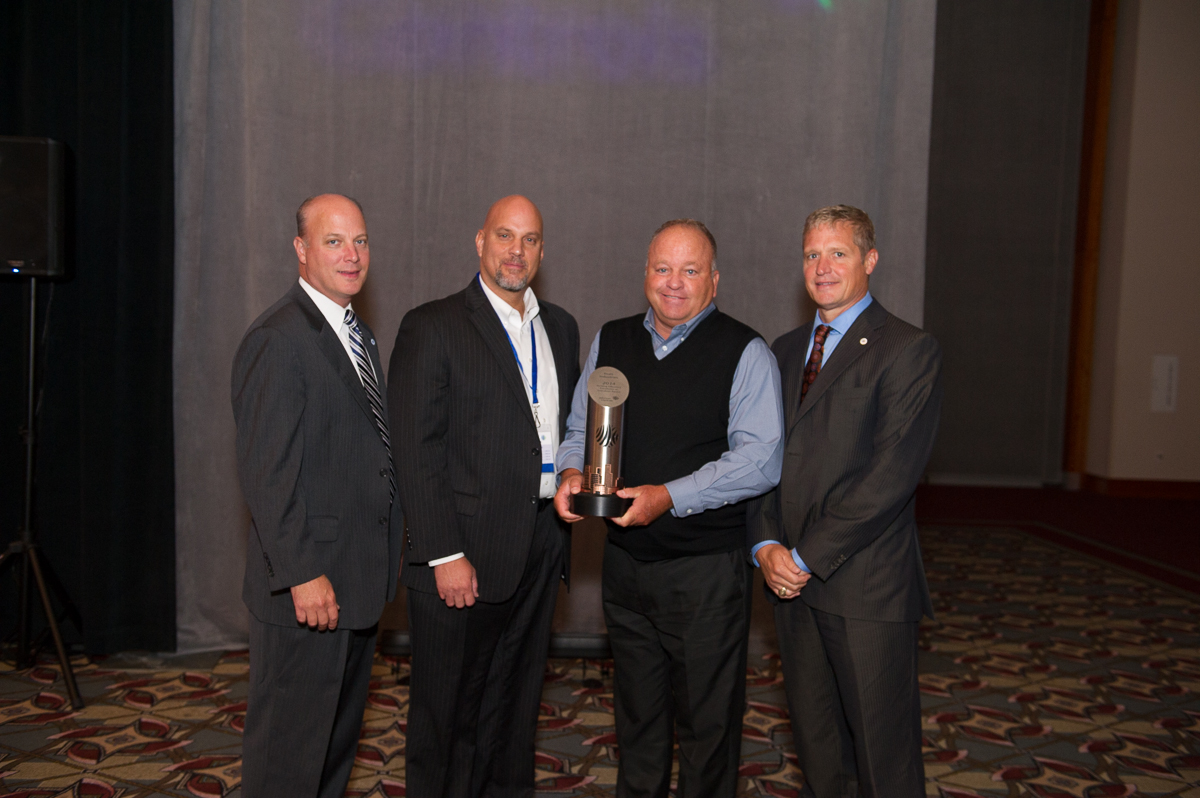 Pratt Industries Wichita Receives Award from Johnson Controls
