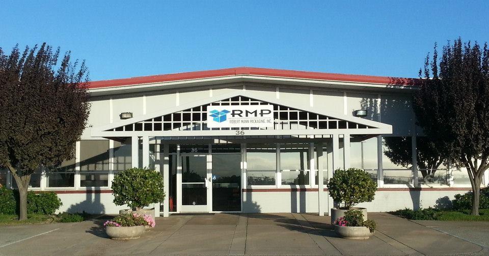 Robert Mann Packaging HQ in Salinas, Ca.
