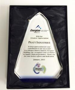 Eco Award | Pratt Display Division