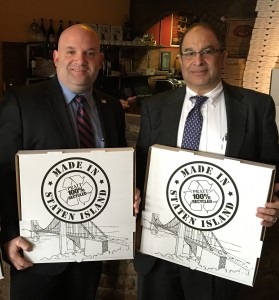 NYC Recycled Pizza Boxes by Pratt Industries Made in Staten Island
