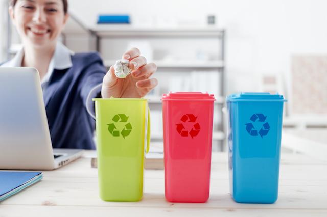Workplace Recycling | Pratt Industries