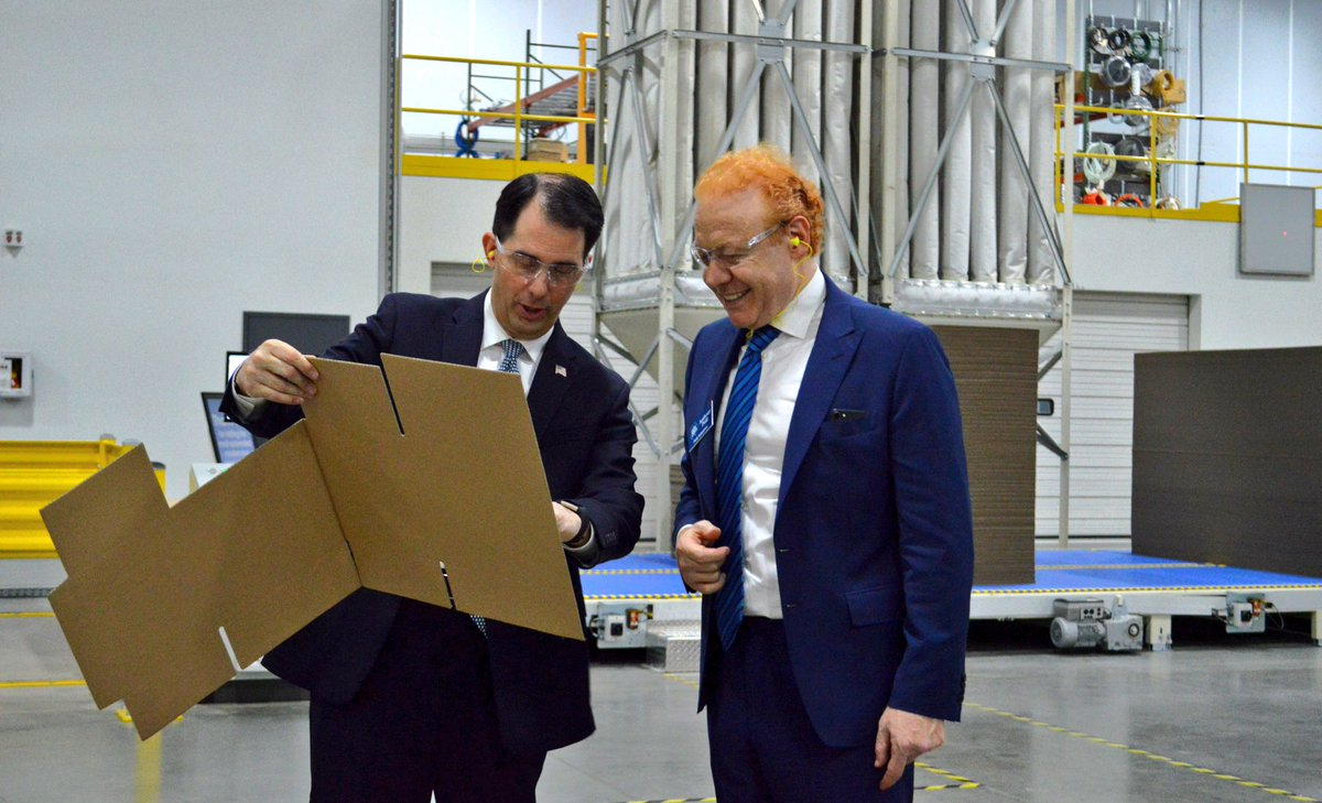 Pratt Industries Opens Corrugated Box Factory in Beloit WI