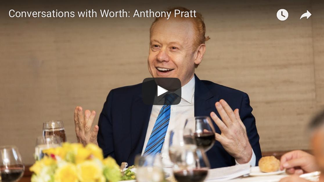 Conversations with Worth - Anthony Pratt