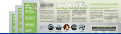 Pratt Industries Recycling Curriculum | JASON Learning and ISRI