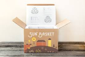 sunbasket packaging