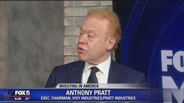 Australian Billionaire Anthony Pratt