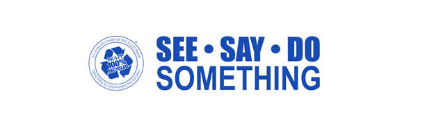 See Say Do Something